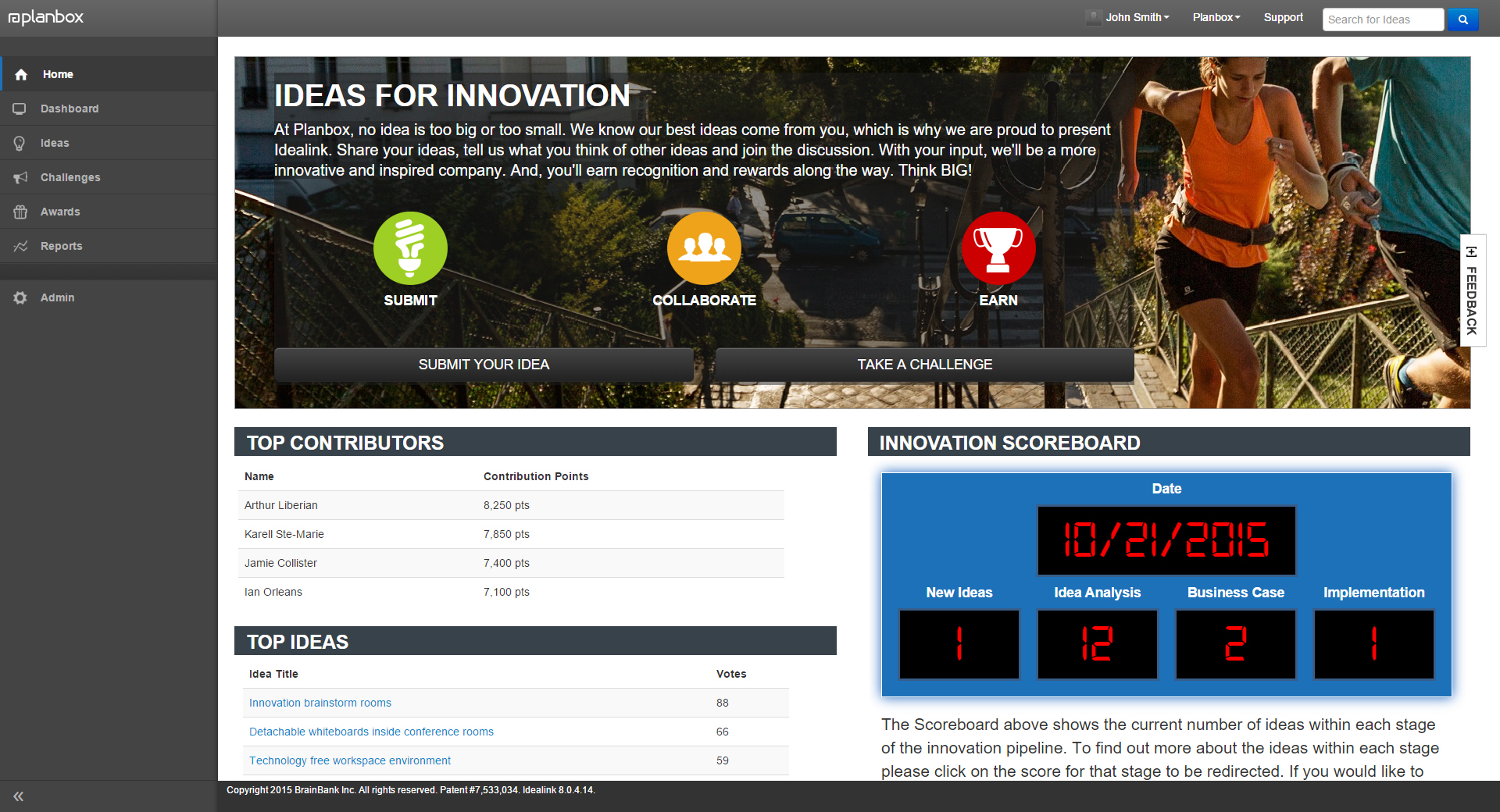 Screenshots-home-page
