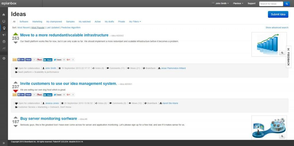 Innovation Management Software - Collaboration