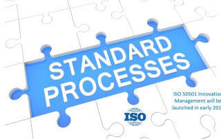 ISO for Innovation Management, ISO 50501