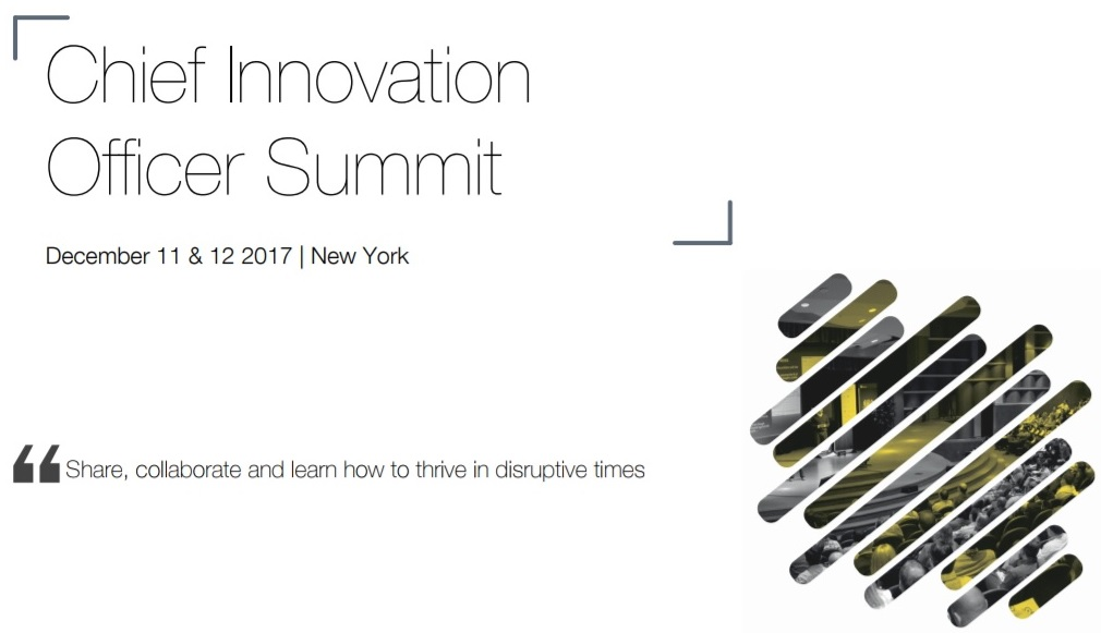 Planbox to Exhibit at Chief Innovation Officer Summit New York