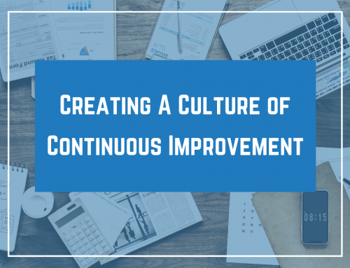5 Ways to Create a Culture of Continuous Improvement