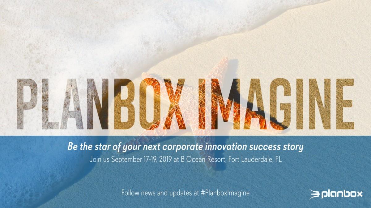 planbox imagine 2019 press release