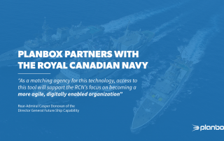 Planbox Partners with the Royal Canadian Navy