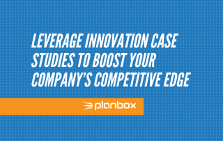 Innovation Case Studies