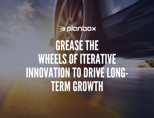 Grease the Wheels of Iterative Innovation to Drive Long-term Growth