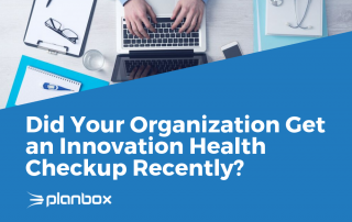 innovation health checkup