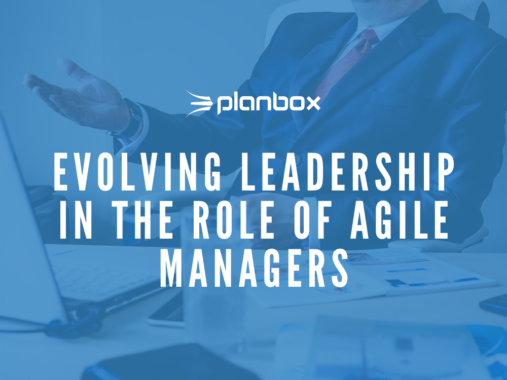 The role of agile managers