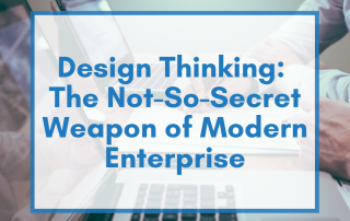 Design Thinking: The Not-So-Secret Weapon of Modern Enterprise Iterative innovation drives long-term growth [https://www.planbox.com/grease-the-wheels-of-iterative-innovation-to-drive-long-term-growth/] by generating continuous improvement, which has helped iterative processes like design thinking gain significant popularity in the business world, making it less and less of a 'secret' while still preserving its status as a valuable weapon. Its human-centered approach is applauded in today's growing agile-friendly environment. What exactly is design thinking [https://www.planbox.com/an-overview-of-design-thinking/]? In a nutshell, it is a methodology for creating new and innovative ideas through a solution-focused and action-oriented process. The structure of this process helps keep people on track and avoid spending too long on a problem or skipping over it too quickly. There are many unique benefits and advantages of design thinking that help to understand and address complex problems that a business may face on a daily basis. 1. Increase Revenue Sales teams have been slower to embrace design thinking because their more traditional routines conflict with iterative innovation. However, customers are increasingly demanding a more personalized experience that makes the sales cycle more complex. The Economist Intelligence Unit Report says companies that prioritize customer experience (CX) have increased revenue growth and are more profitable than those that do not make it a priority. Design thinking brings CX to the forefront of corporate strategy, and as a result generates higher revenue. 2. Redefine Problems The process of design thinking requires you to analyze the problem to identify its root cause. This digs much deeper into the heart of the problem beyond what is seen at face value. Sometimes the real problem is not obvious, and sometimes the problem is actually part of a much bigger issue. This process also provides the opportunity to view a problem from a diffe