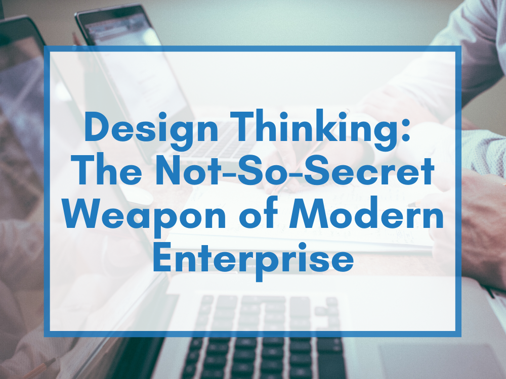 "Design Thinking: The Not-So-Secret Weapon of Modern Enterprise Iterative innovation drives long-term growth [https://www.planbox.com/grease-the-wheels-of-iterative-innovation-to-drive-long-term-growth/] by generating continuous improvement, which has helped iterative processes like design thinking gain significant popularity in the business world, making it less and less of a 'secret' while still preserving its status as a valuable weapon. Its human-centered approach is applauded in today's growing agile-friendly environment. What exactly is design thinking [https://www.planbox.com/an-overview-of-design-thinking/]? In a nutshell, it is a methodology for creating new and innovative ideas through a solution-focused and action-oriented process. The structure of this process helps keep people on track and avoid spending too long on a problem or skipping over it too quickly. There are many unique benefits and advantages of design thinking that help to understand and address complex problems that a business may face on a daily basis. 1. Increase Revenue Sales teams have been slower to embrace design thinking because their more traditional routines conflict with iterative innovation. However, customers are increasingly demanding a more personalized experience that makes the sales cycle more complex. The Economist Intelligence Unit Report says companies that prioritize customer experience (CX) have increased revenue growth and are more profitable than those that do not make it a priority. Design thinking brings CX to the forefront of corporate strategy, and as a result generates higher revenue. 2. Redefine Problems The process of design thinking requires you to analyze the problem to identify its root cause. This digs much deeper into the heart of the problem beyond what is seen at face value. Sometimes the real problem is not obvious, and sometimes the problem is actually part of a much bigger issue. This process also provides the opportunity to view a problem from a different perspective. The people working on an issue might be too close to their work to see it clearly. Redefining it ensures that the solution will have more successful and lasting effects. 3. Embrace Collaboration Collaboration in the workplace has many benefits [https://www.planbox.com/7-benefits-of-workplace-collaboration/], and design thinking requires collaboration to take place. It creates a positive environment that encourages collaboration, which supports ongoing growth and experimentation. This process leverages the power of collective experiences and brings together different teams in new ways. Bringing the right people together from across the organization can spark innovation that might not have happened otherwise. It also motivates employees and improves flexibility within the organization. 4. Speed Up Innovation Moving too slowly means getting left behind. Design thinking helps drive fast-paced innovation through iterative cycles that result in continuous improvement and learning. Competition is never too far away if not already one step ahead, so it can be dangerous to not prioritize innovation or focus on speeding up your processes. The goal should be to continuously improve products, services, and processes in a never-ending cycle that is driven by results. The average lifespan of companies is decreasing, so innovation is increasingly becoming do or die. 5. Improve Solutions By redefining problems and focusing on consumer desires, design thinking produces improved solutions. They are often more simple and to the point since the problem is more clearly defined. Due to design thinking's process, the final result undergoes numerous rounds of testing and customer feedback. This ensures a higher level of quality control that guarantees improved solutions. Learning is at the center of this process, which can be carried on to future projects. Everyone across the organization will be positively impacted by the benefits of continuous improvement and learning. 6. Put the User First Design thinking has a ""user first"" approach that works on real user needs and tests solutions with real customers. This results in the development of useful products and services that better fit the needs of the user. The mentality behind this process is at the core of design thinking's many other benefits, and customer obsession gives innovation a powerful edge. It is important that your company and its products or services remain relevant and useful. Otherwise, there is no reason for customers to be attracted to your brand. Overall, design thinking emphasizes engagement, dialogue, and learning in order to find genuine solutions instead of quick fixes. The structure of this process encourages creativity in a way that produces results. Engaging customers and partners helps reduce the uncertainty and risk of innovation that can often hold teams back. Software can help your business better structure design thinking and open collaboration in an organized way. Learn more about Design Thinking [http://bit.ly/3a1moBo] and how you can successfully integrate it as a core process within your innovation program.. Sources: https://hbr.org/2018/09/why-design-thinking-works https://www.forbes.com/sites/falonfatemi/2019/01/15/why-design-thinking-is-the-future-of-sales/#6d5a55704683 https://www.forbes.com/sites/propointgraphics/2017/06/17/design-thinking-your-next-competitive-advantage/#e0a714930b4a https://www.paulolyslager.com/design-thinking-strategy-innovation/"