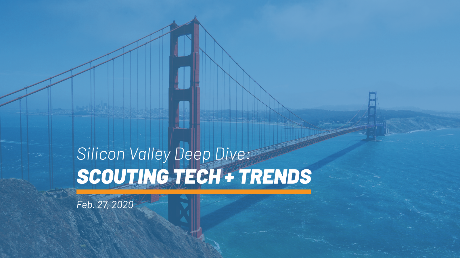 Scouting Tech & Trends