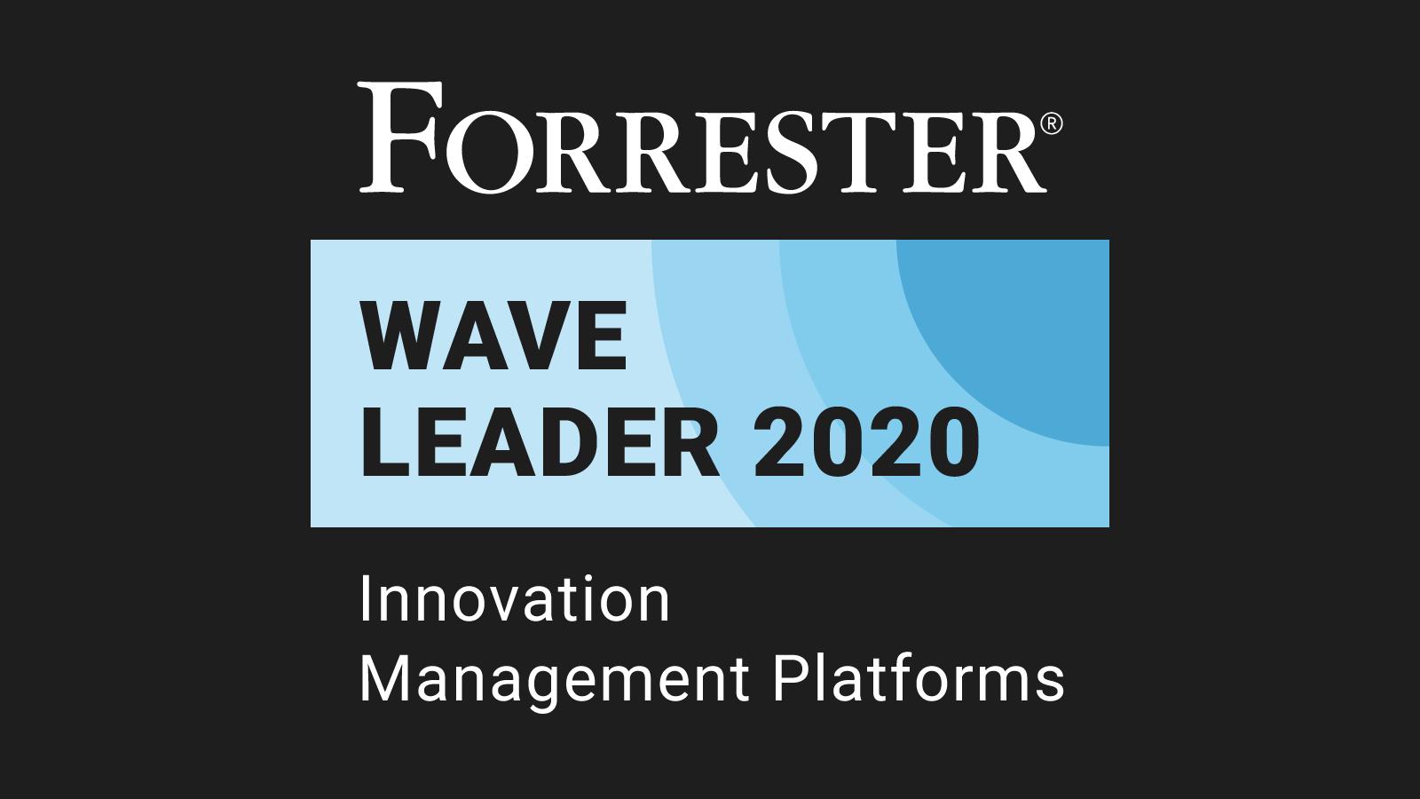 forrester wave innovation management