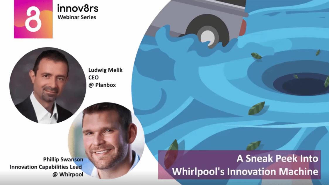A Sneak Peek Into Whirlpool's Innovation Machine
