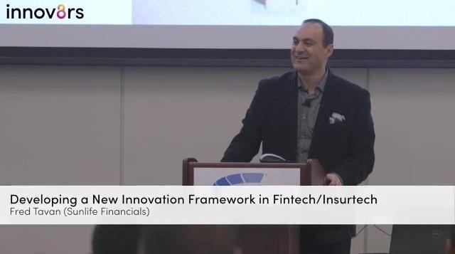Developing a New Innovation Framework in Fintech and Insurtech